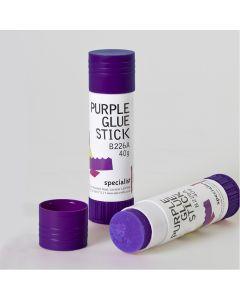 Specialist Crafts Purple Glue Sticks Singles or Packs