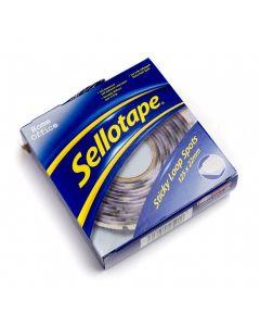 Sellotape Adhesive Hook & Loop Spots