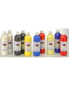 Specialist Crafts Premium Readymixed Colour Mixing Pack. Pack of 10