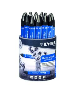 Lyra Graphite Water Soluble Sticks - Assorted. Pack of 24