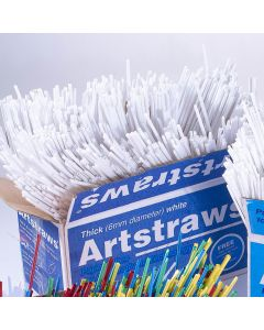 Jumbo Artstraws Pack
