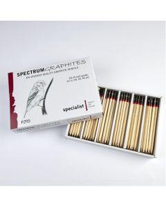 Spectrum Graphites Pencils Box. Pack of 144