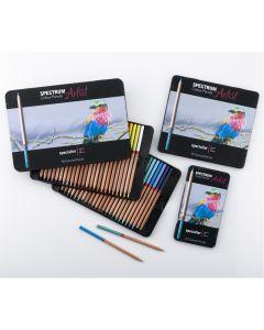 Spectrum Artist Colour Pencil Sets