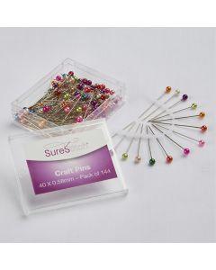 SureStitch Craft Pins. Pack of 144